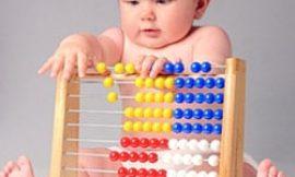 Dicas para estimular a inteligência dos bebês
