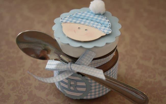 Read more about the article Lembrancinha gourmet para chá de bebê