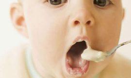 Como organizar a rotina alimentar do bebê