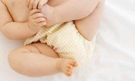 Usar fraldas descartáveis ou fraldas de pano no bebê?