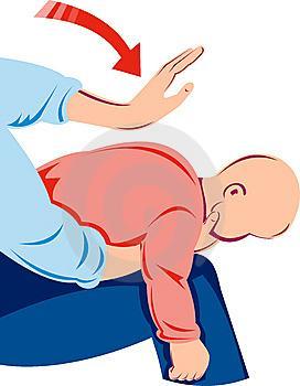 You are currently viewing Como agir em caso do engasgo do bebê