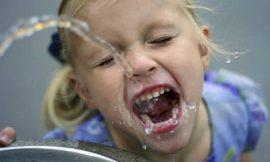 Como identificar desidratação no bebê