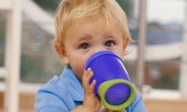 Copos certos para cada fase do bebê