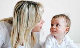 Dicas para ajudar o bebê a falar