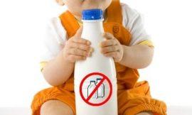 Como lidar com bebê com intolerância à lactose