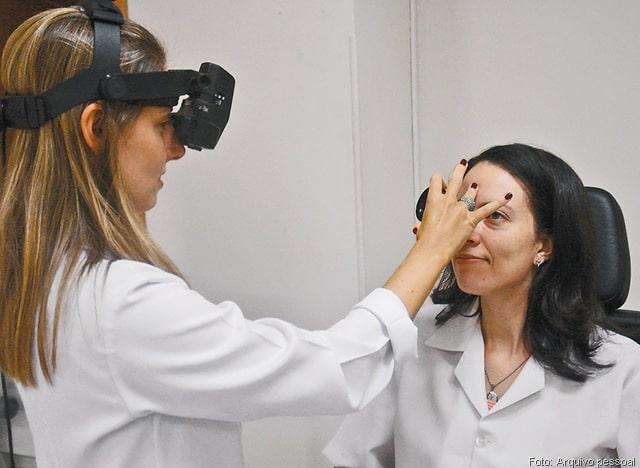 You are currently viewing Alterações de visão durante a gestação