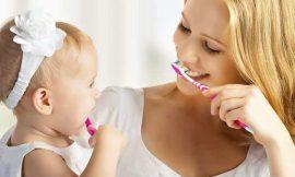 Dicas para higiene bucal do bebê