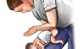 O que fazer em caso de asfixia do bebê?