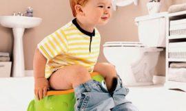 Como ensinar o bebê a usar o troninho ou vaso