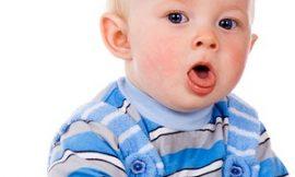 Tosse do bebê, como agir?