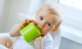 Cuidados básicos com o bebê durante o desmame