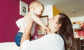 Dicas de posições para fotos com bebês