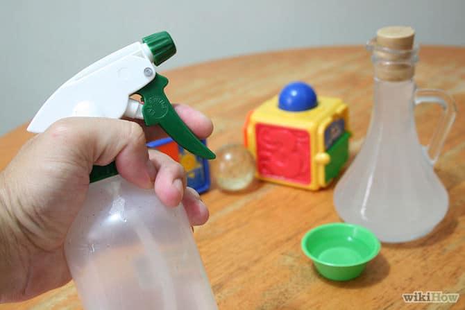 You are currently viewing Dicas para limpar os brinquedos do bebê