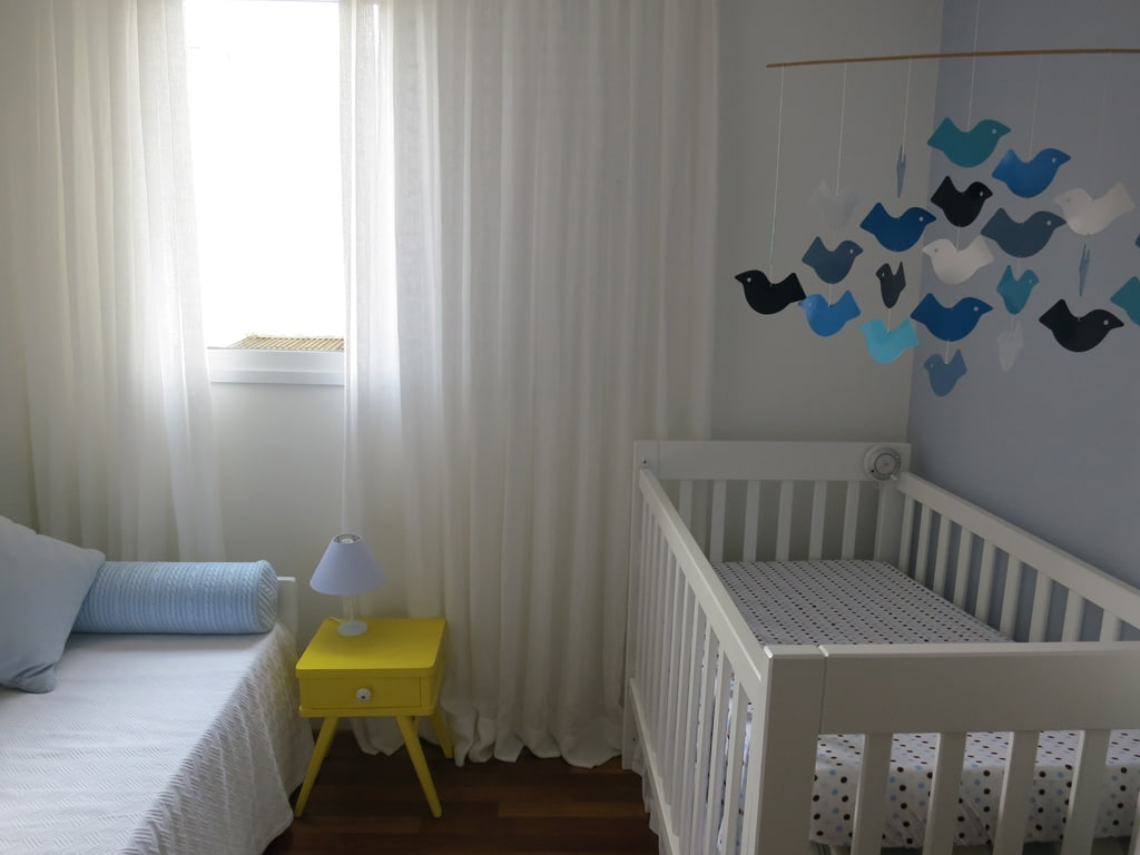 8 Ideias Criativas Para Enfeitar O Quarto Do Beb  ~ Quarto Com Desenhos Na Parede E Quarto De Menina E Menino