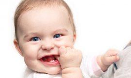 Truques para fazer o bebê sorrir