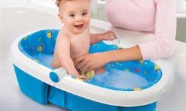 Quantos banhos o bebê precisa por dia?