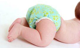 Como usar fraldas de pano no bebê