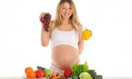 Dieta vegetariana durante a gestação