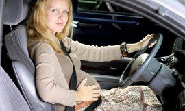 Até quando a grávida pode dirigir?