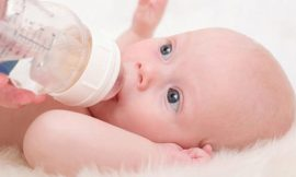 Como tratar a diarreia no bebê