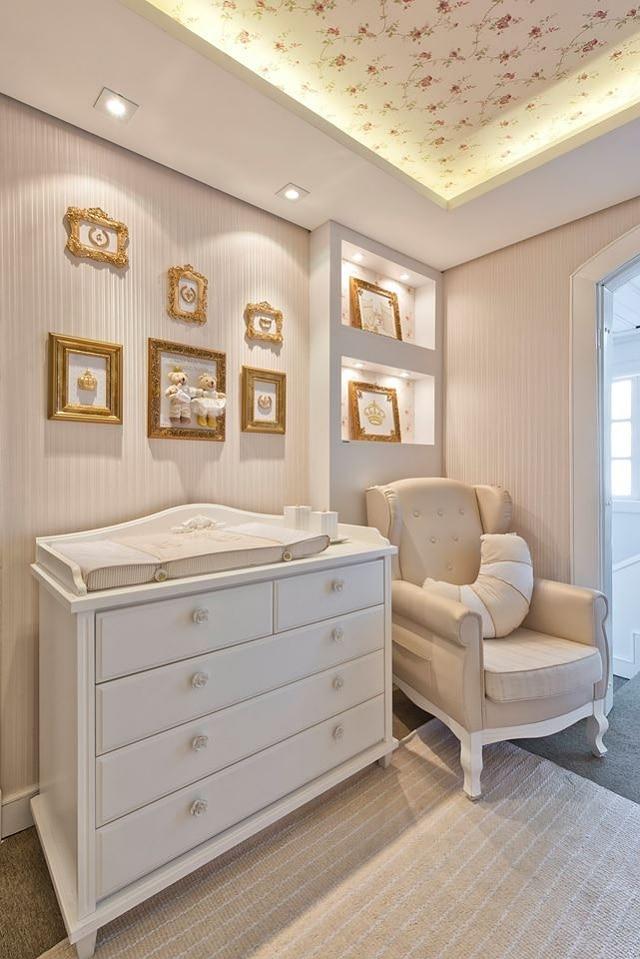 Tendências de decoração para quarto de bebê em 2017