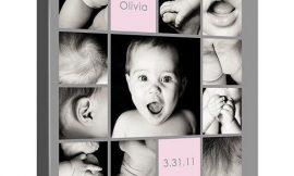 Ideias para guardar lembranças do seu bebê