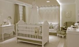 Dicas para escolher a iluminação para o quarto do bebê