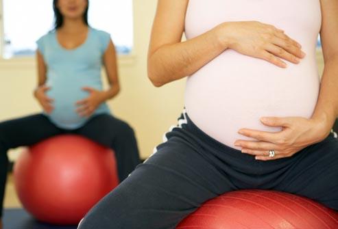 You are currently viewing Sinais de perigo na ginástica durante a gravidez