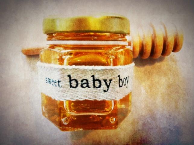 mel para bebes