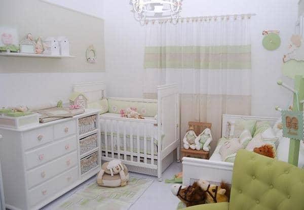 Ideias Para Montar Um Quarto De Bebe ~ modelos de quarto de beb? com pouco espa?o