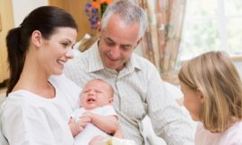 Dicas para driblar as visitas ao bebê recém nascido