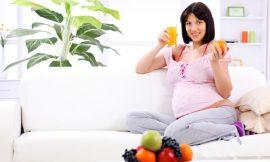 Dicas para não engordar mais que o necessário na gestação