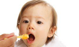 3 Receitas de papinhas de bebê para o verão