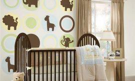 Como deixar o quarto do bebê mais aconchegante