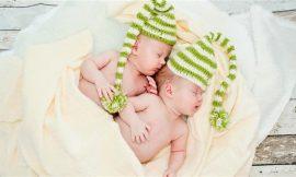 Solução para o sono dos gêmeos