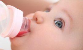 A partir de quando dar água para o bebê?
