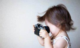 Faz mal usar flash em fotos com bebê?