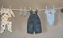 Cuidados especiais para as roupas do bebê