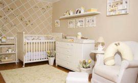 O que não pode faltar no quarto do bebê