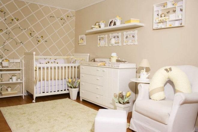 You are currently viewing O que não pode faltar no quarto do bebê