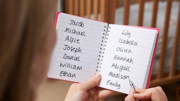 Nomes de filhos de celebridades internacionais e internacionais.