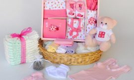 Dicas de presentes para bebês recém-nascidos