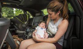 Depois de quanto tempo pode passear com bebê na rua?