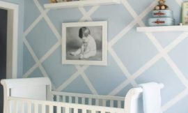 Dicas para escolher papel de parede para quarto de Bebê