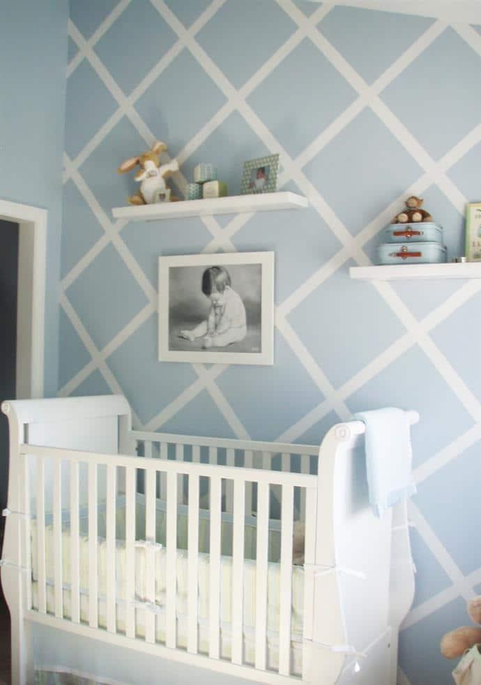 Dicas para escolher papel de parede para quarto de beb - Papel de pared bebe ...