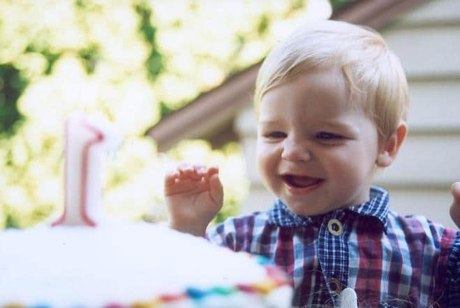 Mensagens E Frases Para O Primeiro Aniversário Do Bebê