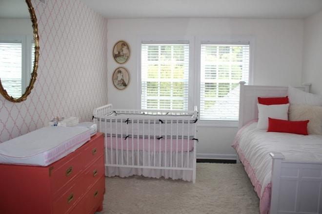 montar o quarto berço do bebe antes é o ideal