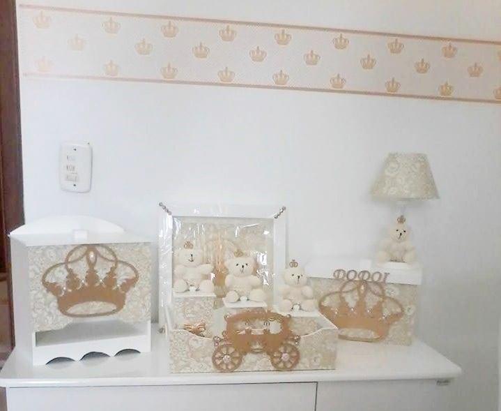 You are currently viewing Ideias para decoração de quartos com coroa