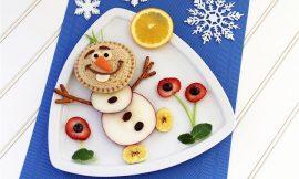 Como montar pratos divertidos e criativos para crianças