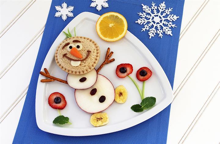 You are currently viewing Como montar pratos divertidos e criativos para crianças